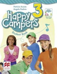 Happy Campers Level 3 Student's Book/Language Lodge (ISBN: 9780230470729)