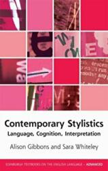 STYLE AND COGNITION (ISBN: 9780748682775)