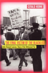 Final Victim of the Blacklist - Gerald Horne (ISBN: 9780520248601)