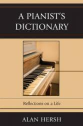 Pianist's Dictionary (ISBN: 9780761848387)