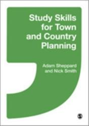 Study Skills for Town and Country Planning (ISBN: 9781446249680)