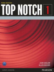 Top Notch 1 Student Book (ISBN: 9780133928938)
