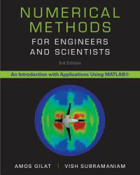 Numerical Methods for Engineers and Scientists - Amos Gilat (ISBN: 9781118554937)