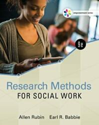 Research Methods for Social Work (ISBN: 9781305633827)