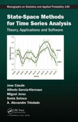State-Space Methods for Time Series Analysis - Theory, Applications and Software (ISBN: 9781482219593)