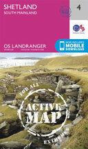 Shetland - South Mainland (ISBN: 9780319473276)