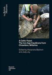 Celtic Feast - The Iron Age Cauldrons from Chiseldon, Wiltshire (ISBN: 9780861592036)