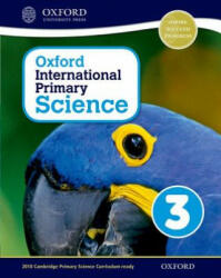 Oxford International Primary Science: Stage 3: Age 7-8: Student Workbook 3 (ISBN: 9780198394792)