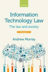 Information Technology Law (ISBN: 9780198732464)