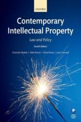 Contemporary Intellectual Property (ISBN: 9780198733690)
