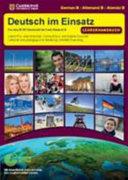 Deutsch Im Einsatz Teacher's Book (ISBN: 9781107564732)