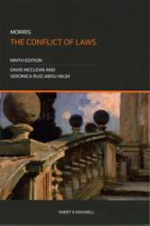 Morris - The Conflict of Laws (ISBN: 9780414038165)