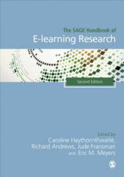 Sage Handbook of E-Learning Research (ISBN: 9781473902329)