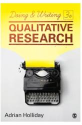 Doing & Writing Qualitative Research (ISBN: 9781473953260)