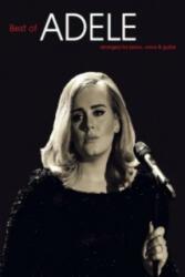 Best of Adele (ISBN: 9781785582240)