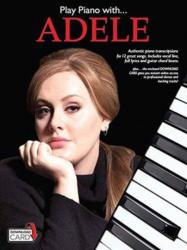 Play Piano With. . . Adele (Book/Audio Download) - Adele (ISBN: 9781785582264)