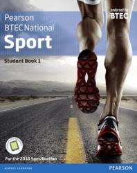 BTEC Nationals Sport Student Book 1 + Activebook - For the 2016 Specifications (ISBN: 9781292134000)