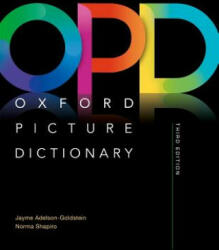 Oxford Picture Dictionary Monolingual Dictionary (ISBN: 9780194505291)