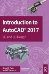 Introduction to AutoCAD 2017 (ISBN: 9781138191983)