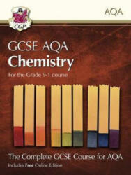 New Grade 9-1 GCSE Chemistry for AQA: Student Book with Interactive Online Edition (ISBN: 9781782945963)