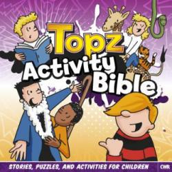 Topz Activity Bible - Alexa Tewkesbury (ISBN: 9781782594192)
