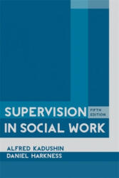 Supervision in Social Work (ISBN: 9780231151764)