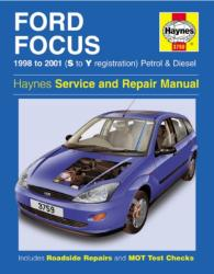 Ford Focus 98-01 - P Gill (ISBN: 9781785213236)