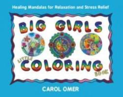 BIG GIRLS LITTLE COLORING BOOK (ISBN: 9781582706214)