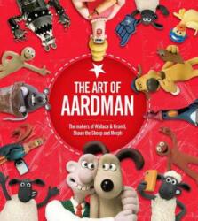 Art of Aardman (ISBN: 9781471161285)