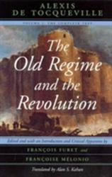 The Old Regime and the Revolution, Volume I: The Complete Text (ISBN: 9780226805306)