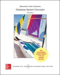 Database System Concepts - Abraham Silberschatz, Henry Korth, S. Sudarshan (ISBN: 9781259252983)