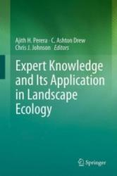 Expert Knowledge and its Application in Landscape Ecology (ISBN: 9781489995490)