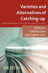 Varieties and Alternatives of Catching-up - Yukihito Sato, Hajime Sato (ISBN: 9781137597793)