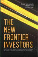 New Frontier Investors (ISBN: 9781137508560)