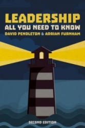 Leadership: All You Need to Know (ISBN: 9781137554345)