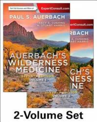 Auerbach's Wilderness Medicine, 2-Volume Set (ISBN: 9780323359429)