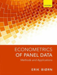 Econometrics of Panel Data - Methods and Applications (ISBN: 9780198753445)