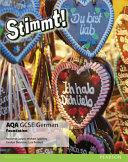 Stimmt! AQA GCSE German Foundation Student Book (ISBN: 9781292132600)