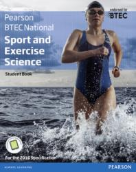 BTEC Nationals Sport and Exercise Science - For the 2016 Specifications (ISBN: 9781292133959)