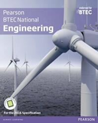 BTEC Nationals Engineering Student Book + Activebook - For the 2016 Specifications (ISBN: 9781292141008)