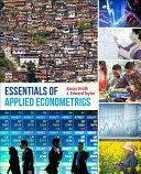 Essentials of Applied Econometrics (ISBN: 9780520288331)