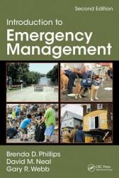 Introduction to Emergency Management (ISBN: 9781482245066)