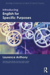 Introducing English for Specific Purposes (ISBN: 9781138936652)