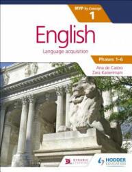 English for the IB MYP 1 (ISBN: 9781471880551)