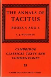 Annals of Tacitus: Books 5-6 (ISBN: 9781107152700)