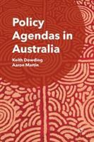 Policy Agendas in Australia (ISBN: 9783319408040)