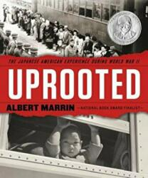 Uprooted - Albert Marrin (ISBN: 9780553509366)