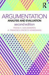 Argumentation - Analysis and Evaluation (ISBN: 9781138225084)