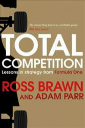 Total Competition - Ross Brawn, Adam Parr (ISBN: 9781471162367)