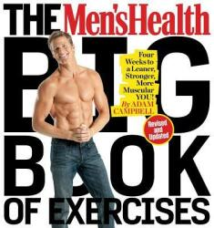 Men's Health Big Book of Excercises (ISBN: 9781623368418)